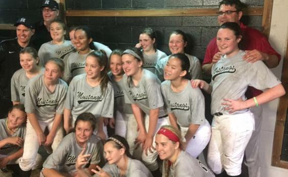 Houston Middle Softball Adds Championship To Impressive Season