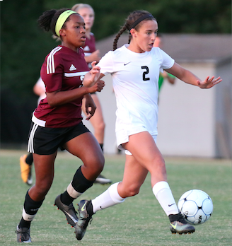 Girls Soccer Shuts Out Collierville