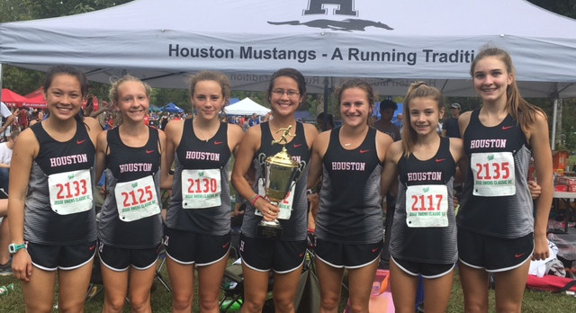 Girls Cross Country Top Tennessee Finisher at Jesse Owens Classic