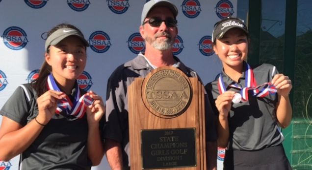 Girls Golf Caps Undefeated Season With Our 35th State Championship