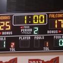 Varsity Volleyball vs Hillsdale