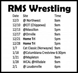 MS wrestling
