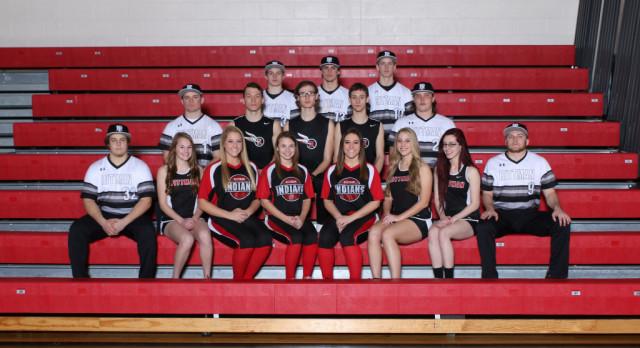 RHS Spring Senior Athletes