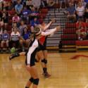 RHS Varsity Volleyball vs Chippewa