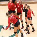 RHS Volleyball District Semi Finals Pt2