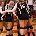 RHS Varsity Volleyball vs Northwestern Senior Night