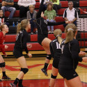 RHS JV Volleyball vs Northwestern