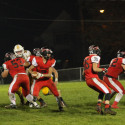 RHS Football vs Waynedale