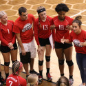 RHS Volleyball District Finals