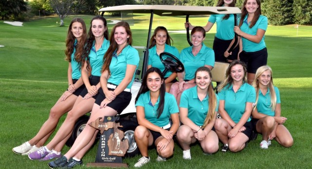West Golf Wins BNC Cheboygan Invite