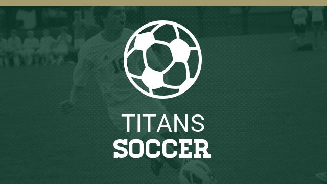 Titan Soccer Falls in District Semifinals