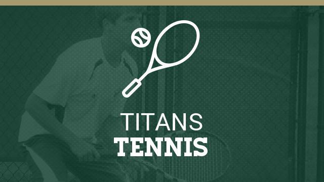 West Hosts JV BNC Tennis Finals