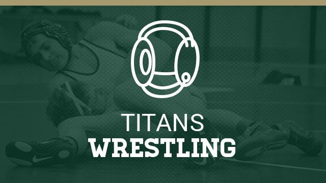 Titan Trio Advance to State Wrestling Finals