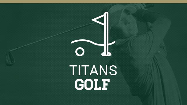 Girls Golf Takes Titan Invite