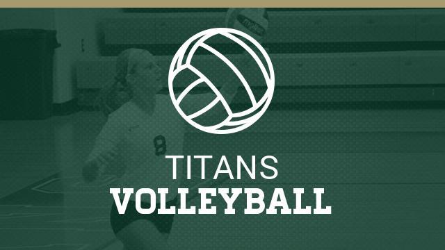 Titan Volleyball 2nd @ West Ottawa Invite