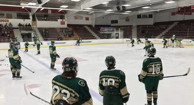 Titan Hockey Bows Out In Regional Final
