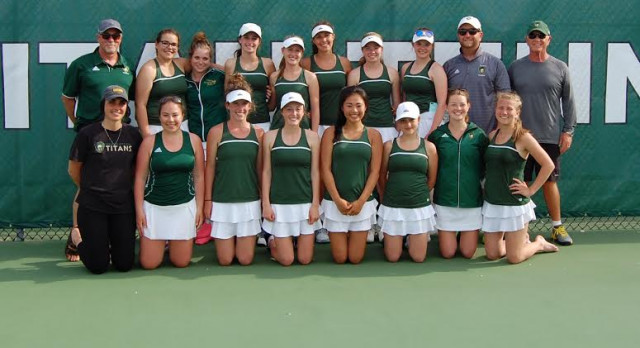 Titan Tennis Finished 3rd at BNC Finals