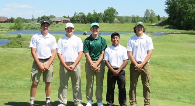 Boys Golf Advances to State Finals