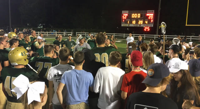 TC West Football Moves to 6-0 in BNC Play!