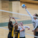 Volleyball – West vs. Central – Photo Gallery