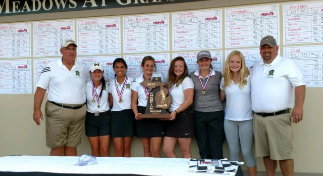 Titan Golf Wins State Title!