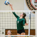Volleyball – West at Central – Photo Gallery