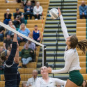 Volleyball – Petoskey at West – Photo Gallery