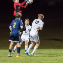 Boys Soccer – Gaylord at West – Photo Gallery