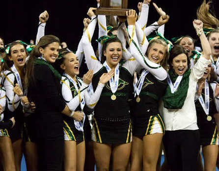 River Bluff Cheer, STATE CHAMPIONS!