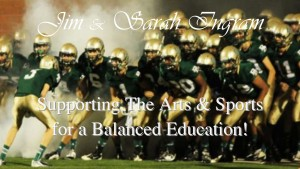 Supporters Card - Riverbluff HS