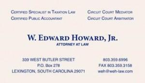 W. Edward Howard Jr. Phoenix Henke