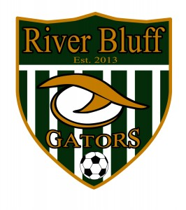 River Bluff Soccer Badge