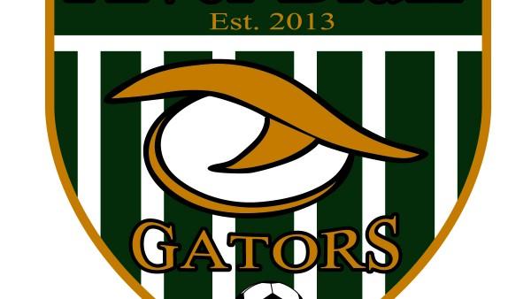 River Bluff Soccer Badge