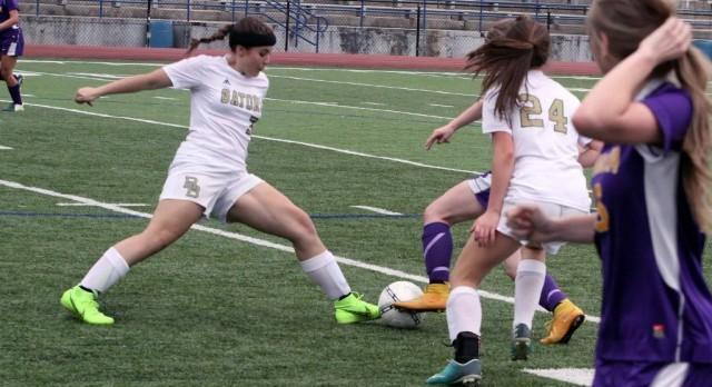 River Bluff High School Girls Varsity Soccer beat AC Flora High School 3-0