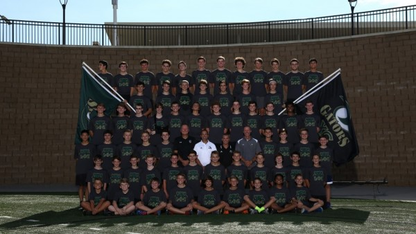 mens xc team photo