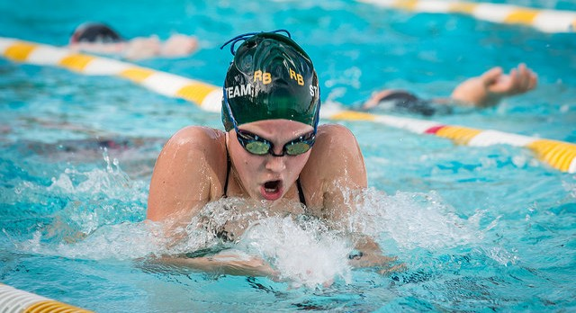 River Bluff High School Girls Varsity Swimming ties Lexington High School 0-0