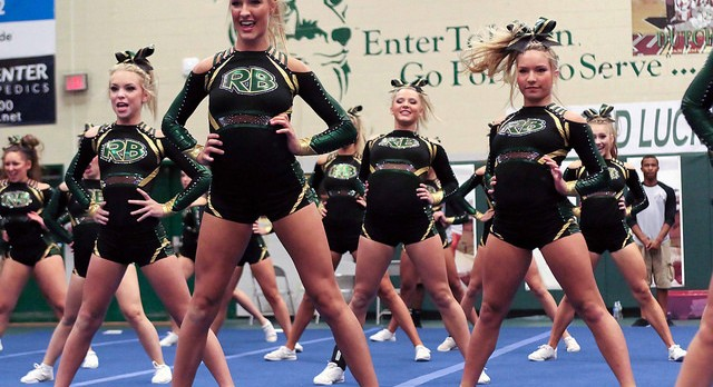 Battle at the Bluff – Cheer Registration