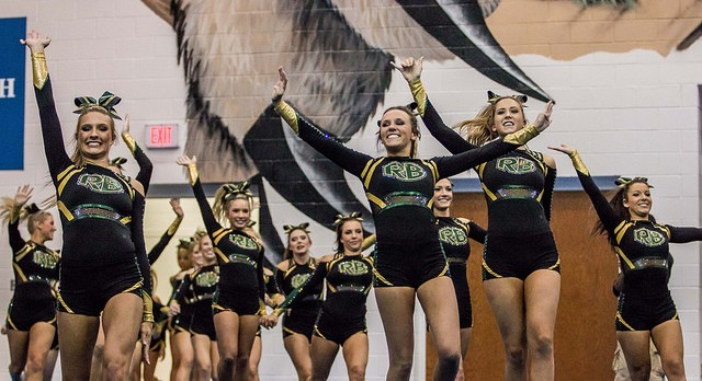 Competitive Cheer State Championship Details for Saturday