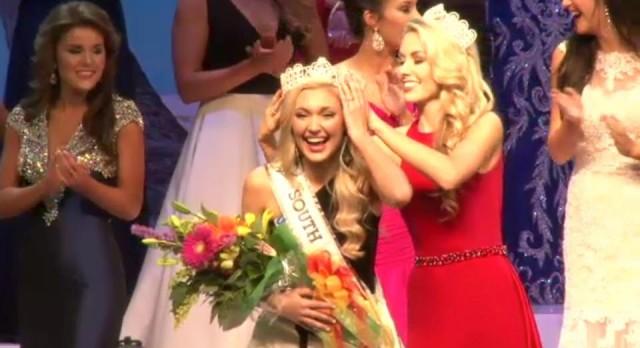 Former Gator Marley Stokes Named 2016 Miss SC Teen USA