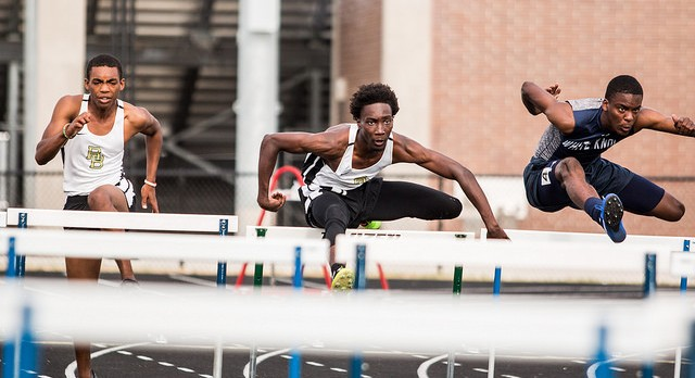 Gators Track & Field Competes at WK