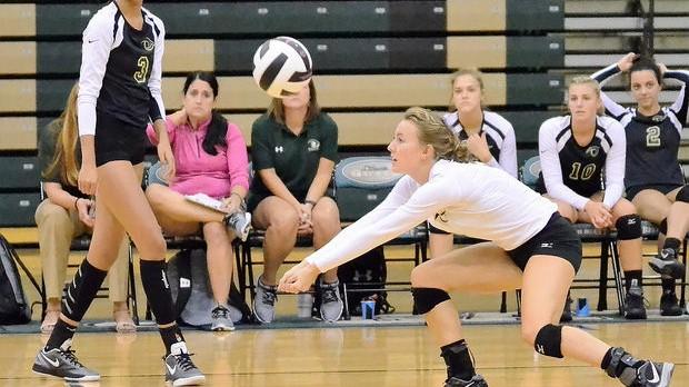 River Bluff High School Girls Varsity Volleyball beat Ashley ridge 3-0
