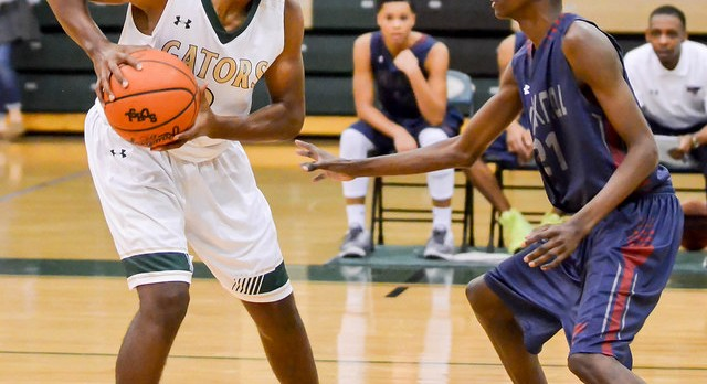 River Bluff High School Boys Varsity Basketball falls to Spring Valley High 52-44