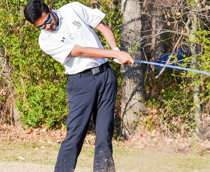 River Bluff High School Boys Varsity Golf ties Dutch Fork High School 176-176