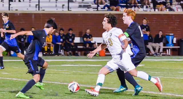 Men's Soccer Tops Irmo