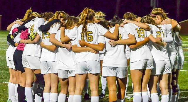 River Bluff High School Girls Varsity Soccer beat Summerville 3-0