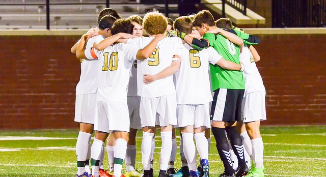 Men's Soccer Continues Dominance