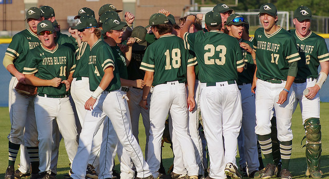 Gators Take Game 1 of State Championship Series