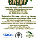 Stomp The Swamp Poster2017