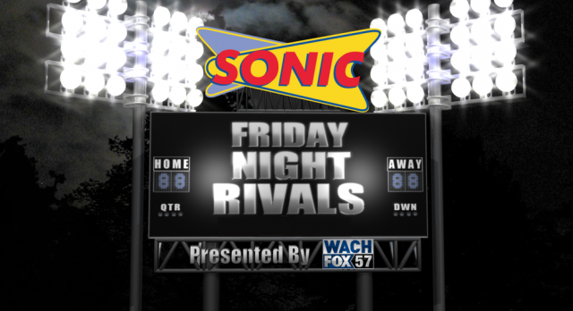 WACH Fox Game of the Week Kicks Off Celebration Tonight at Sonic