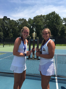 Girls tennis 2